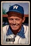 1951 Bowman #18  Gil Coan  Front Thumbnail