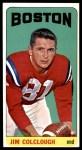 1965 Topps #6  Jim Colclough  Front Thumbnail