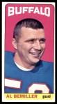 1965 Topps #25  Al Bemiller  Front Thumbnail