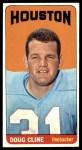 1965 Topps #72  Doug Cline  Front Thumbnail