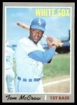 1970 Topps #561  Tom McCraw  Front Thumbnail