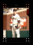 2007 Topps Update #158  Tim Lincecum  Front Thumbnail