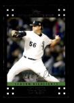 2007 Topps Update #208  Mark Buehrle  Front Thumbnail