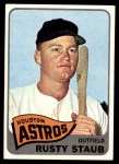 1965 Topps #321  Rusty Staub  Front Thumbnail