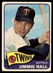 1965 Topps #580  Jimmie Hall  Front Thumbnail