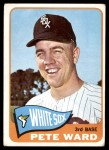 1965 Topps #215  Pete Ward  Front Thumbnail
