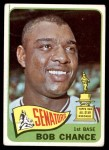 1965 Topps #224  Bob Chance  Front Thumbnail