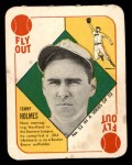 1951 Topps Red Back #52 HAR Tommy Holmes  Front Thumbnail