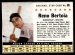 1961 Post #95 BOX Reno Bertoia   Front Thumbnail