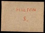 1961 Post #154  Jack Sanford   Back Thumbnail