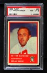 1963 Fleer #56  Cotton Davidson  Front Thumbnail