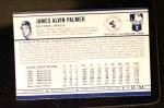1972 Kellogg's #13 COR Jim Palmer  Back Thumbnail