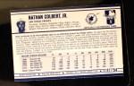 1972 Kellogg's #41  Nate Colbert  Back Thumbnail