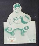 1934 Batter Up #25  Mickey Cochrane   Front Thumbnail