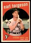 1959 Topps #351  Earl Torgeson  Front Thumbnail