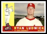 2009 Topps Heritage #40  Ryan Ludwick  Front Thumbnail