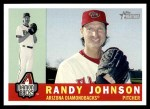 2009 Topps Heritage #33  Randy Johnson  Front Thumbnail