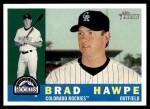2009 Topps Heritage #9  Brad Hawpe  Front Thumbnail