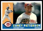 2009 Topps Heritage #176  Corey Patterson  Front Thumbnail