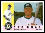 2009 Topps Heritage #81  Carlos Gonzalez  Front Thumbnail