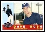 2009 Topps Heritage #41  Dave Bush  Front Thumbnail