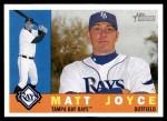 2009 Topps Heritage #171  Matt Joyce  Front Thumbnail