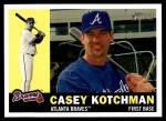 2009 Topps Heritage #3  Casey Kotchman  Front Thumbnail
