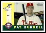 2009 Topps Heritage #194  Pat Burrell  Front Thumbnail