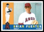 2009 Topps Heritage #193  Brian Fuentes  Front Thumbnail