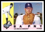 2009 Topps Heritage #105  Brad Penny  Front Thumbnail
