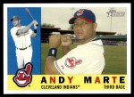 2009 Topps Heritage #243  Andy Marte  Front Thumbnail