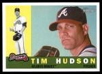 2009 Topps Heritage #374  Tim Hudson  Front Thumbnail