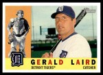 2009 Topps Heritage #361  Gerald Laird  Front Thumbnail