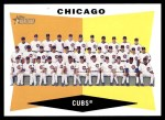 2009 Topps Heritage #397   Cubs Team Checklist Front Thumbnail