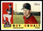 2009 Topps Heritage #362  Roy Oswalt  Front Thumbnail