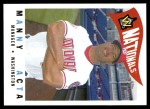 2009 Topps Heritage #212  Manny Acta  Front Thumbnail