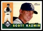 2009 Topps Heritage #261  Scott Kazmir  Front Thumbnail