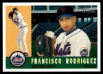 2009 Topps Heritage #286  Francisco Rodriguez  Front Thumbnail