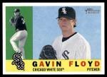 2009 Topps Heritage #360  Gavin Floyd  Front Thumbnail