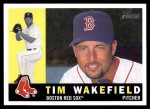 2009 Topps Heritage #280  Tim Wakefield  Front Thumbnail