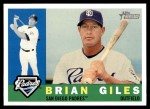 2009 Topps Heritage #384  Brian Giles  Front Thumbnail