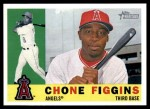 2009 Topps Heritage #382  Chone Figgins  Front Thumbnail