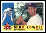 2009 Topps Heritage #310  Mike Lowell  Front Thumbnail