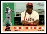 2009 Topps Heritage #279  Gary Matthews  Front Thumbnail