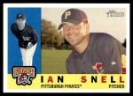 2009 Topps Heritage #340  Ian Snell  Front Thumbnail