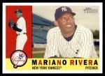 2009 Topps Heritage #315  Mariano Rivera  Front Thumbnail