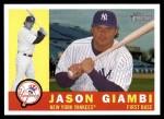 2009 Topps Heritage #370  Jason Giambi  Front Thumbnail