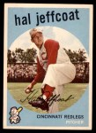 1959 Topps #81  Hal Jeffcoat  Front Thumbnail