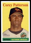 2007 Topps Heritage #79 YT Corey Patterson   Front Thumbnail