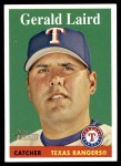2007 Topps Heritage #117  Gerald Laird  Front Thumbnail